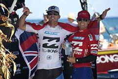 Финал Billabong Pro Tahiti: Ждите неожиданного