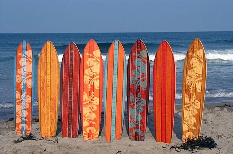 Руководство к покупке доски для серфинга