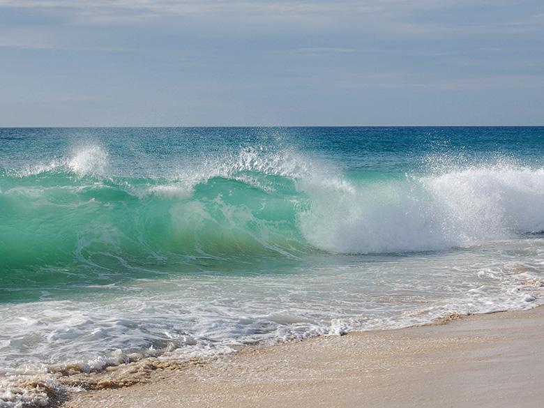 Как появляются волны