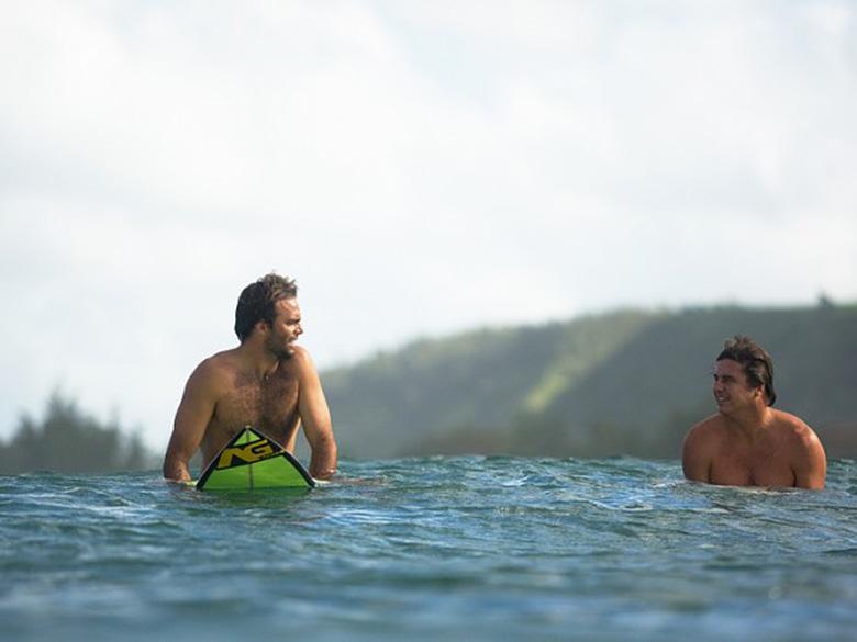 Натан Флетчер (Nathan Fletcher) и Риф Макинтош (Reef Mcintosh) Как только эти двое включаются в игру, все внимание переходит к ним.
