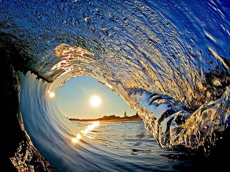 Как поймать волну