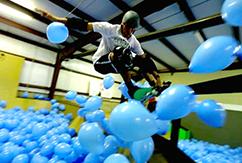 «Прыжок в будущее» – выставка лучших Snow/Skate/Surf фотографов мира