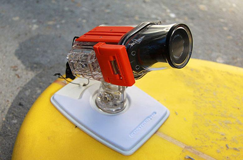 Обзор видеокамеры CONTOUR HD