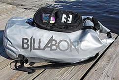 Обзор водонепроницаемой сумки BILLABONG SACRED CARGO