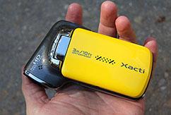 Обзор цифровой видеокамеры<br> SANYO XACTI</br>