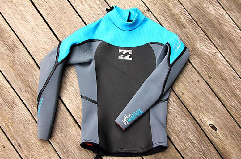 Обзор гидрокостюма от Billabong: SG5 JACKET