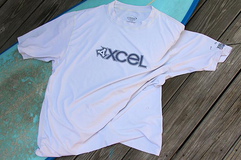 Полевое тестирование футболки XCEL SURF TEE