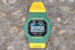 Обзор Casio G-Shock X Surfrider