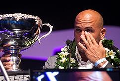 Церемония награждения ASP World Surfing Awards выдалась богатой на эмоции