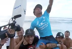 2010 ONeill World Cup of Surfing: финал