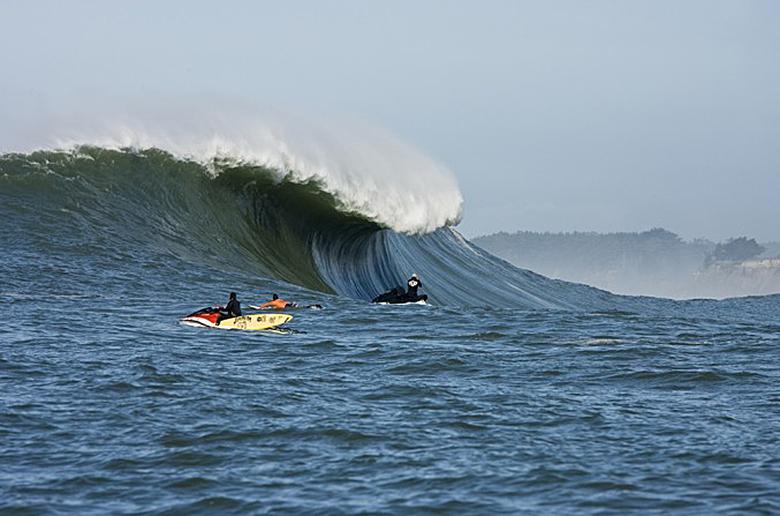 Безопасность на больших волнах