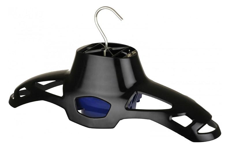 HangAir: тестирование новой сушилки для гидрокостюмов от Underwater Kinetics