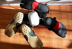 DRYGUY BOOT: идеальный способ избавить Вашу обувь от неприятного запаха