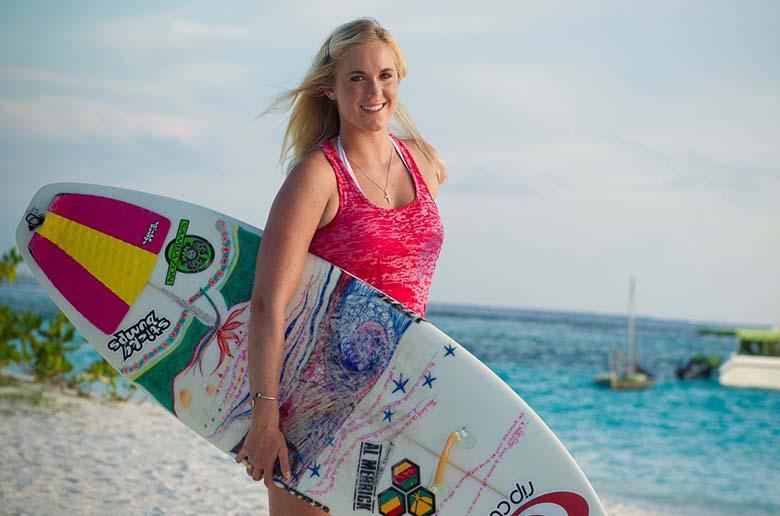 """Бетани Хэмилтон назвала """"Soul Surfer"""" достоверным на все 100 процентов"""