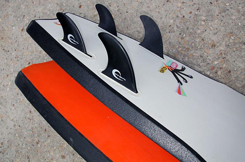 CATCH SURF Y-QUAD: тест-драйв продвинутой доски от Тома Мори