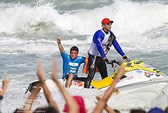 Победа в Billabong Rio Pro позволила Адриано де Соуза стать лидером ASP World