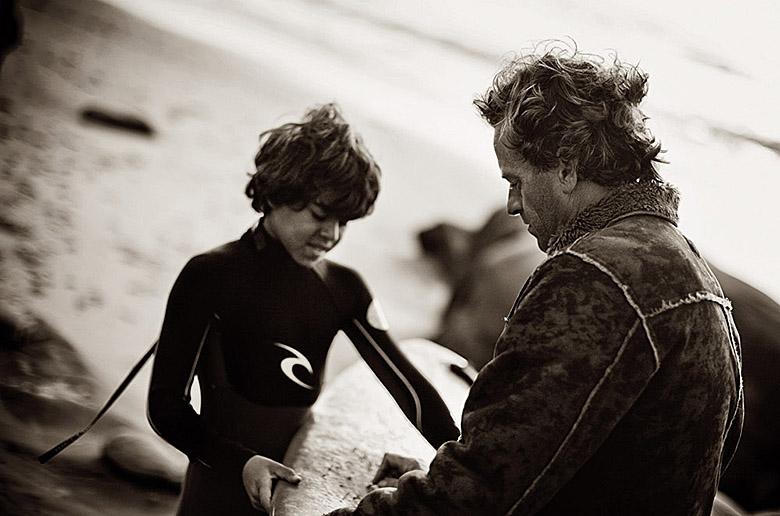 Жениться, нарожать детей и все еще серфить каждый день… такое вообще возможно?