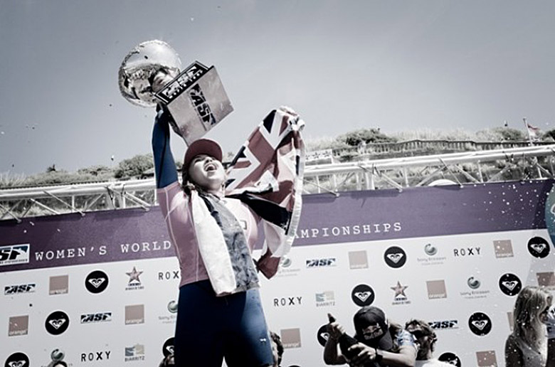 Карисса Мур – чемпионка мира