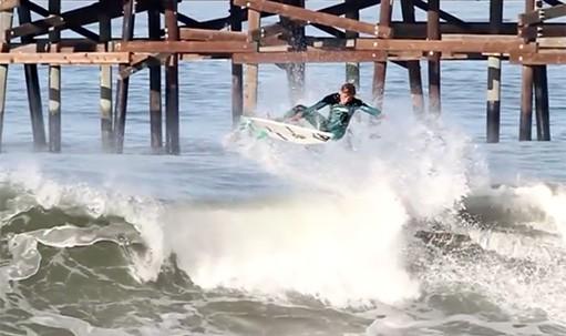 Люк Дэвис: Калифорния