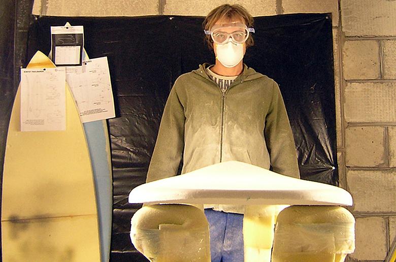 Как сделать серфборд