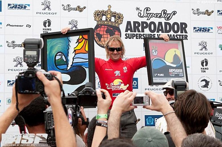 Победители чемпионата Supersurf ASP World Masters