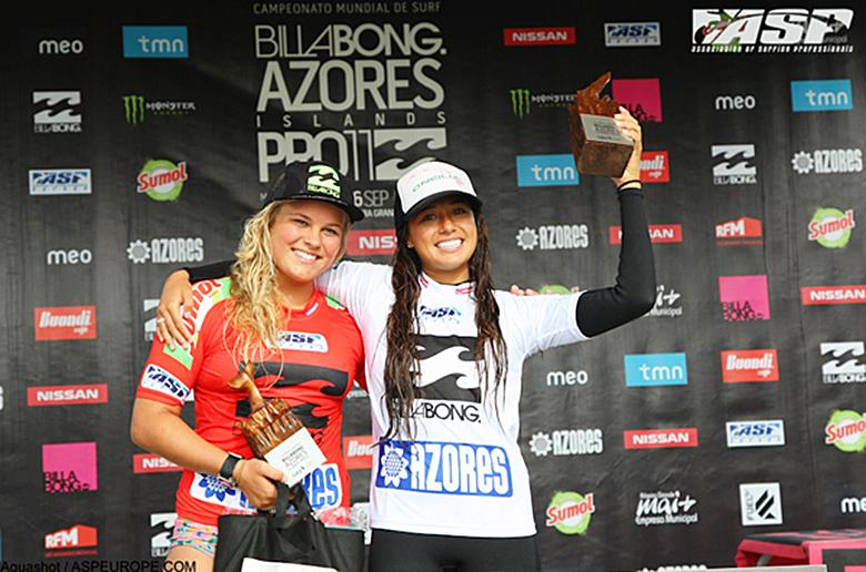 Победа в Billabong Girls Azores Islands Pro досталась Мануэль