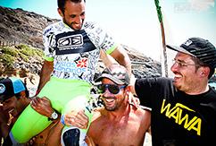 Джонатану Гонсалесу не было равных на Islas Canarias Ocean&Earth Pro