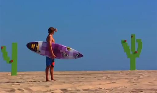 Восьмибитный сёрфинг