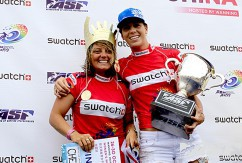 Уильямс победила в SWATCH Girls Pro China