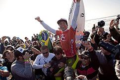 Габриэль Медина одержал победу в Rip Curl Pro Search San Francisco