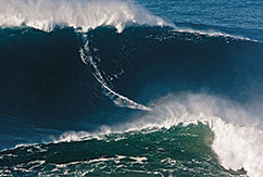 Волна достойная мирового рекорда
