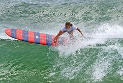 Дженсен и Уильямс блистали на Australian Longboard Surfing Open