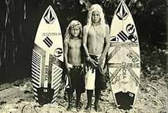 Джони Стернбах: Surf Land