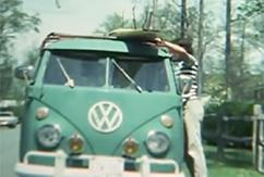 Одиссея на мыс Hatteras, серф фильм 1975 года