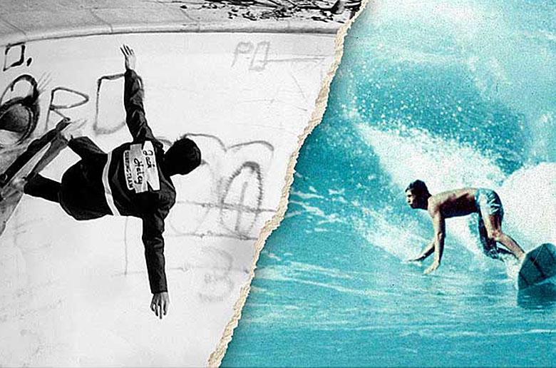 Связь между серфингом и скейтбордингом: часть 2