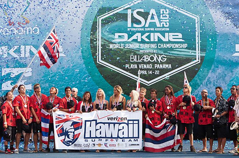 Финал чемпионата мира ISA среди юниоров 2012