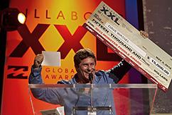 Церемония вручения наград Billabong XXL 2012