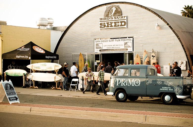 Фестиваль фильмов о серфинге в Сан-Диего