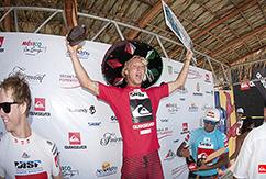 Таннер Хендриксон победил в ASP 4-Star Quiksilver Surf Open Acapulco
