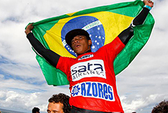 Мессиас Феликс - победитель SATA Airlines Azores Pro