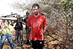 Сомалийские пираты похитили американского сёрф-журналиста