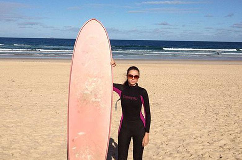 Мои впечатления от серфинга