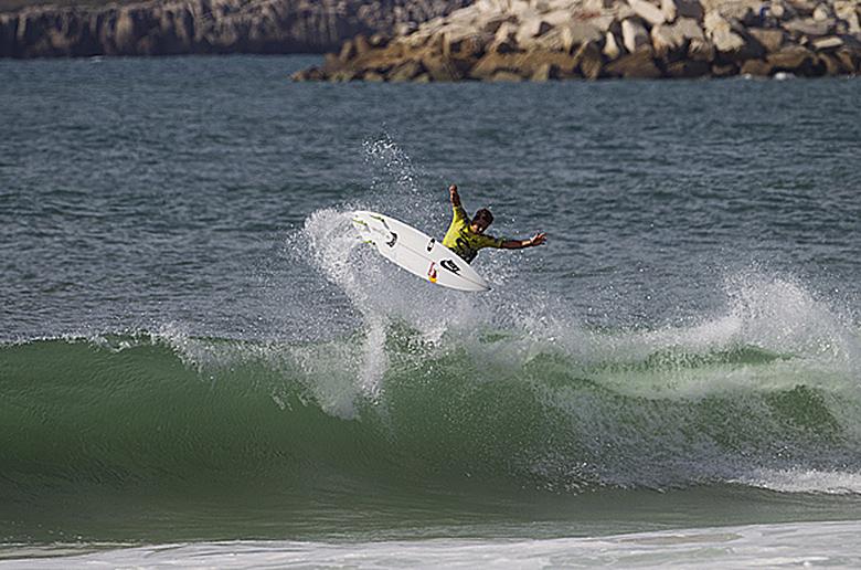 Джулиан Уилсон победил на Rip Curl Pro Portugal