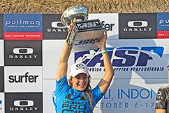 Никки Ван Дейк чемпионкой мира по версии ASP среди юниорок