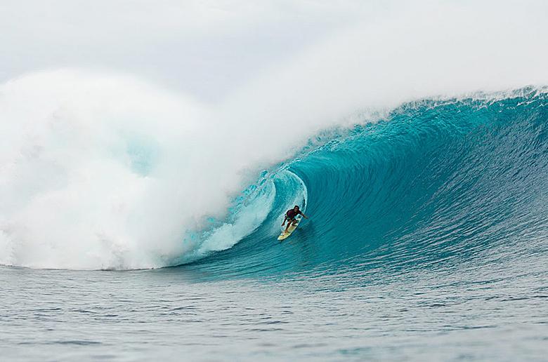 Балансирование Дэнни Фуллера между миром моды и сёрфингом