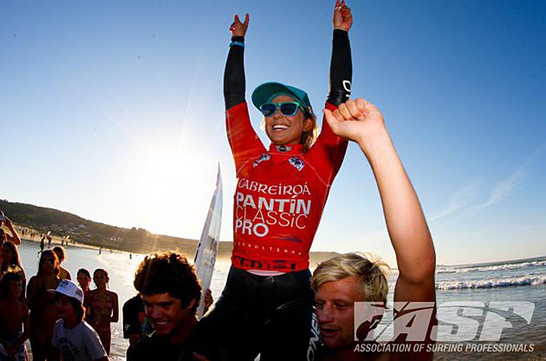 Сейдж Эриксон победила в Cabreiroa Pantin Classic Pro