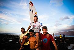 Тьяго Пирес победил на Islas Canarias Santa Pro, Марлон Липке стал чемпионом Европы