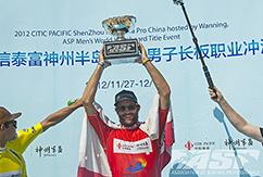 Тейлор Дженсен снова стал чемпионом мира ASP по лонгбордингу