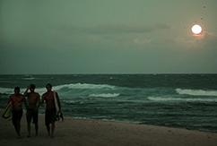 Азы серфологии с Крисом Боргом – три типа прилива