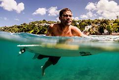 Страсть к океану Родриго Унгаро